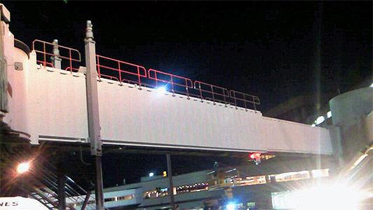 飛行機の搭乗橋